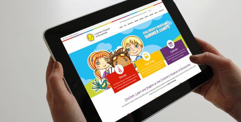 brownsville web design